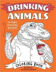drinking-animals-coloring-book